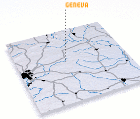3d view of Geneva
