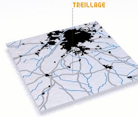 3d view of Treillage