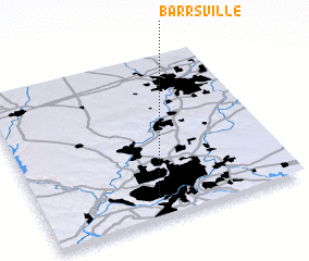3d view of Barrsville