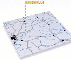 3d view of Baughville