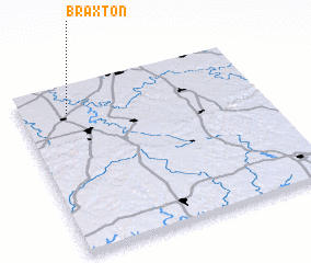 3d view of Braxton