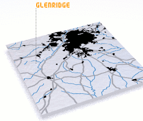3d view of Glen Ridge