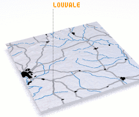3d view of Louvale