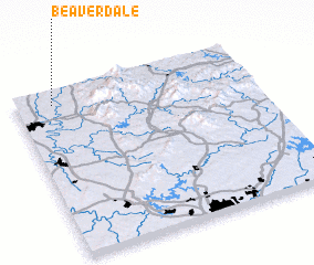 3d view of Beaverdale