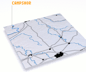 3d view of Camp Shor