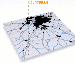 3d view of Mountville