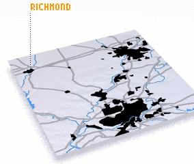 3d view of Richmond