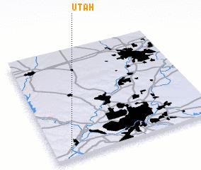 3d view of Utah