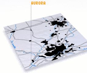 3d view of Aurora
