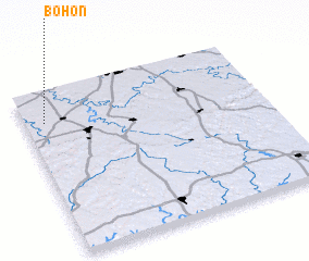 3d view of Bohon