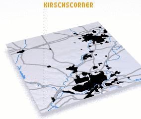 3d view of Kirschs Corner