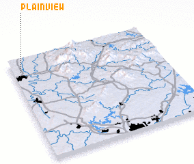 3d view of Plainview