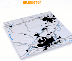 3d view of Wilmington