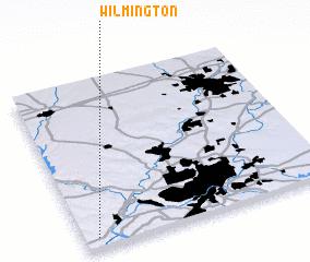 3d view of Wilmington