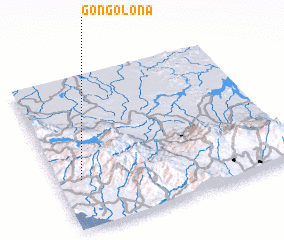 3d view of Gongolona