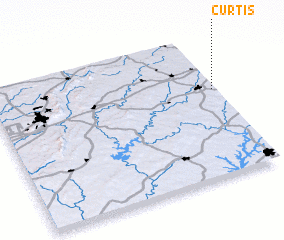 3d view of Curtis