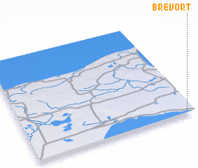 3d view of Brevort