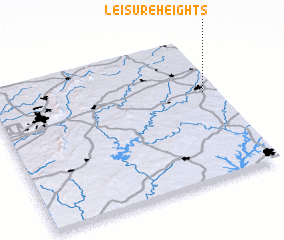 3d view of Leisure Heights