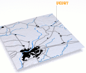 3d view of Vevay
