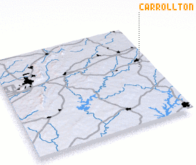 3d view of Carrollton