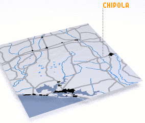 3d view of Chipola