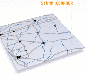 3d view of Stumpke Corner