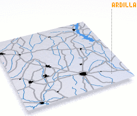 3d view of Ardilla