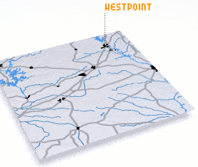 3d view of West Point