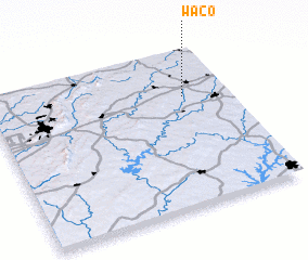 3d view of Waco