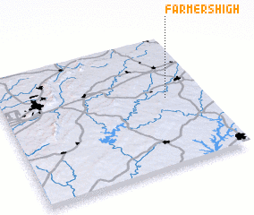 3d view of Farmers High