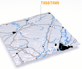 3d view of Todd Town