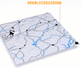 3d view of O\