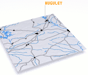 3d view of Huguley