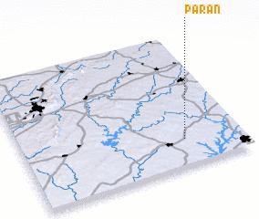 3d view of Paran