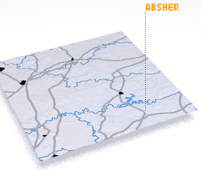 3d view of Absher