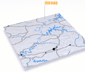3d view of Inroad
