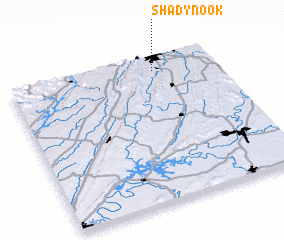 3d view of Shadynook