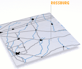 3d view of Rossburg