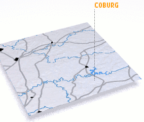 3d view of Coburg