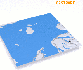 3d view of Eastport