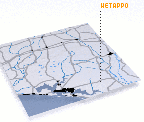 3d view of Wetappo