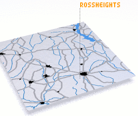 3d view of Ross Heights