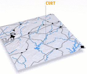 3d view of Curt