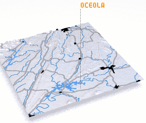 3d view of Oceola