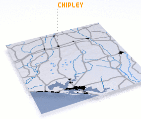3d view of Chipley