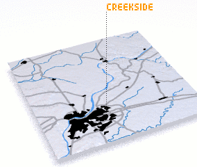 3d view of Creekside