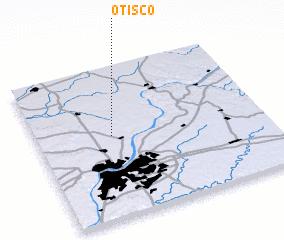3d view of Otisco