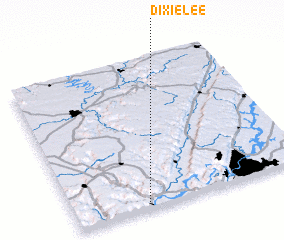 3d view of Dixie Lee