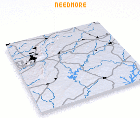 3d view of Needmore