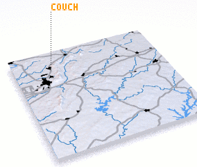 3d view of Couch